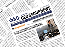 GEO GROUP NEWS